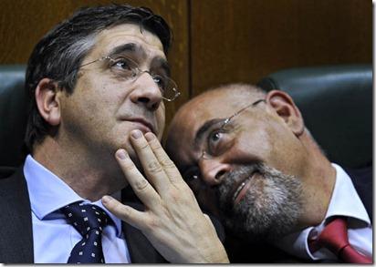 Spain Basque President