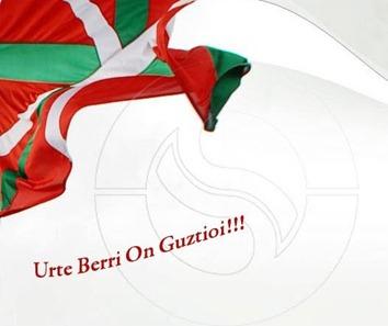 URTE BERRI ON GUZTIOI